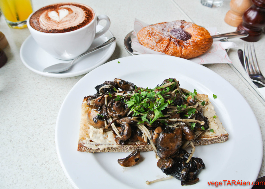 Brasserie Bread brunch