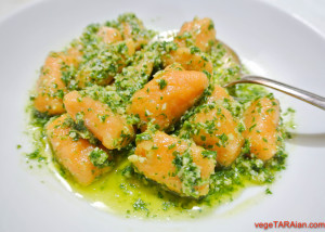 Sweet-potato-gnocchi-rocket-pesto-1