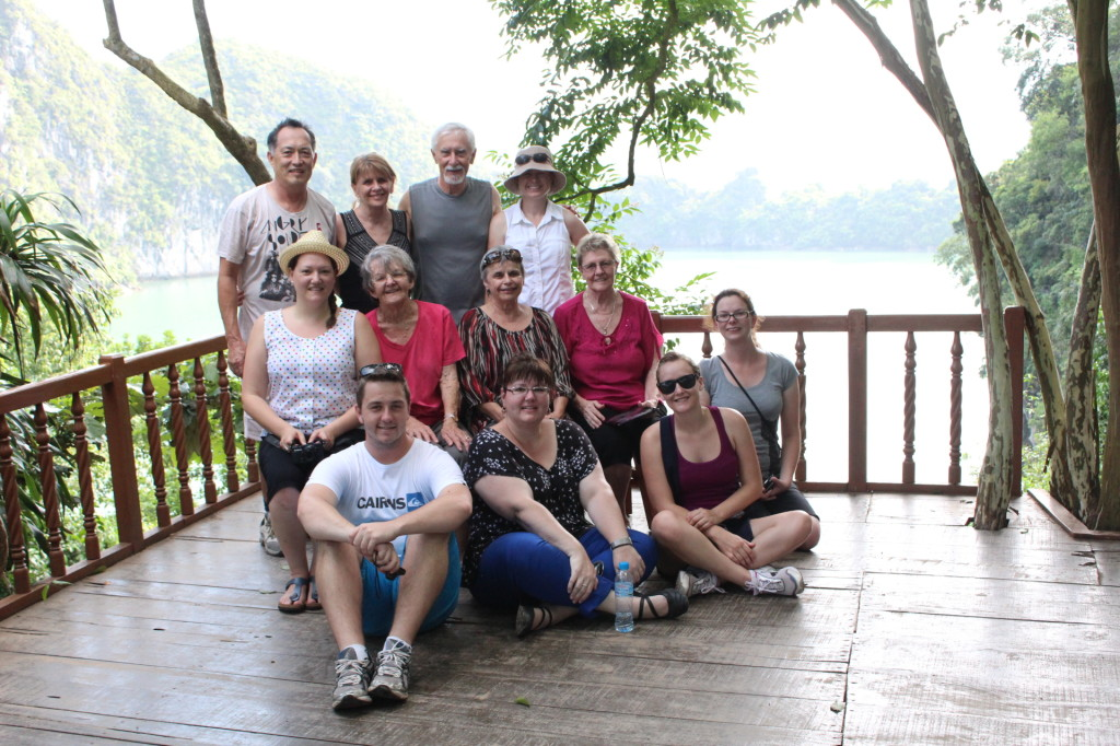 Real Food Adventure group