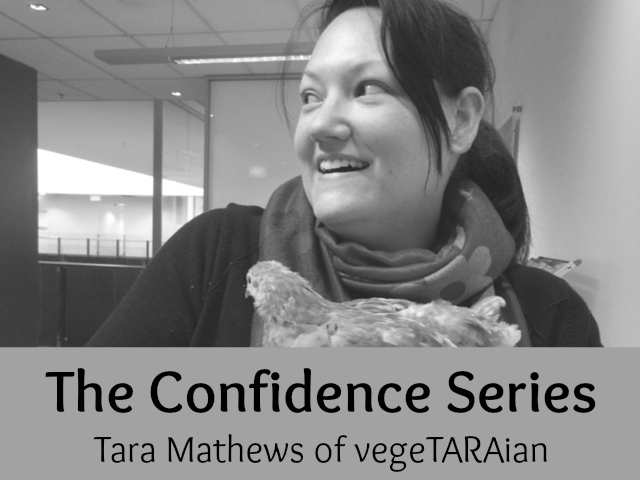Tara Mathews of vegeTARAian