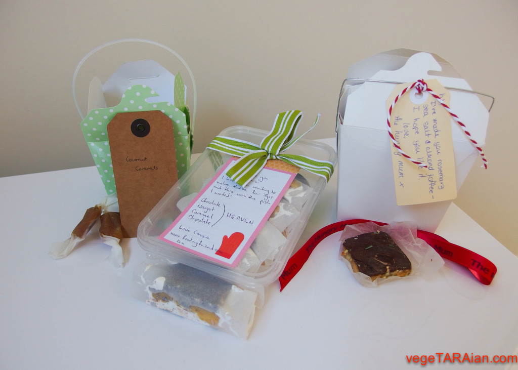 The Sweet Swap packages