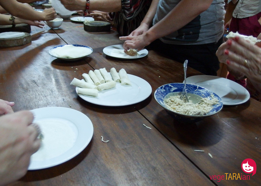 Home cooking in the Mekong Delta