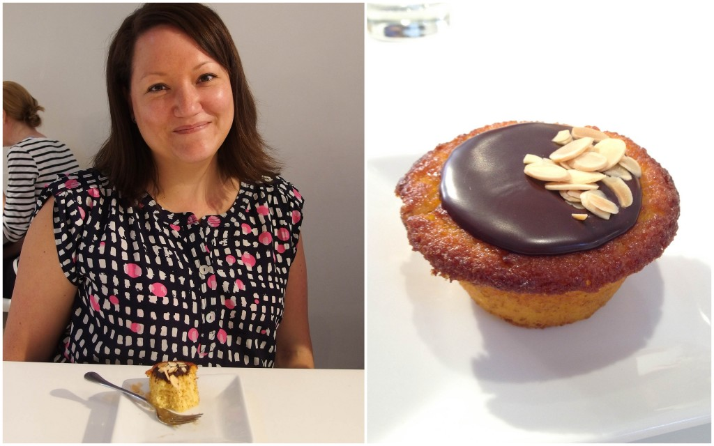 vegeTARA at Ottolenghi, Islington