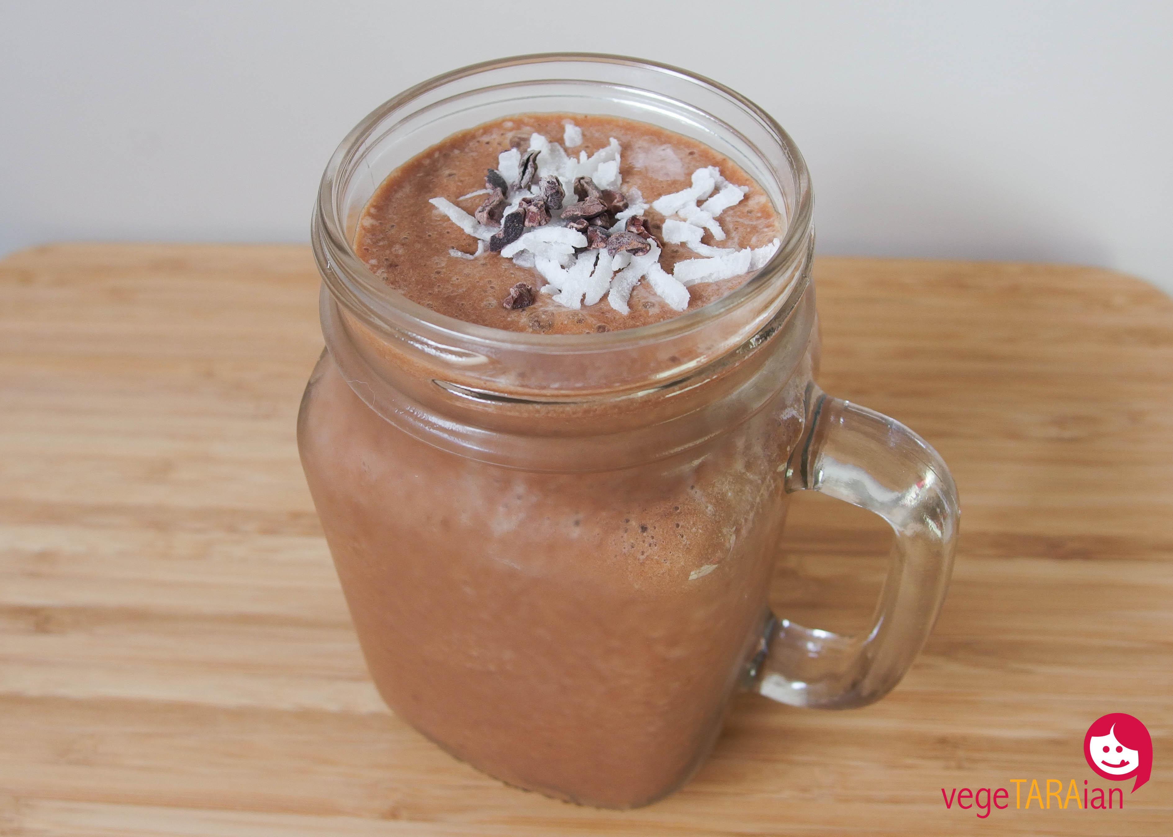 Smoothie with dates in Sydney