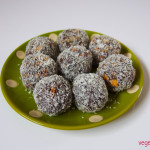 Gluten free green power balls