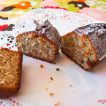 Gluten free coconut and cinnamon loaves