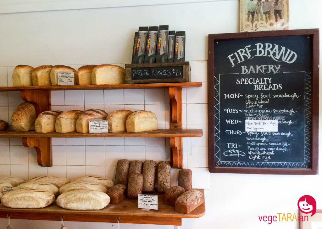 Fire-Bread Bakery