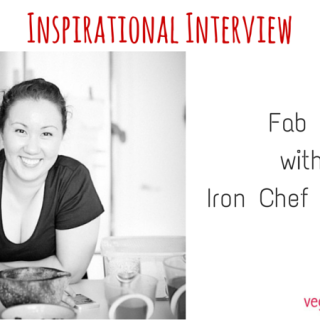 Fab 5 with Iron Chef Shellie