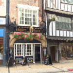Golden Fleece, York