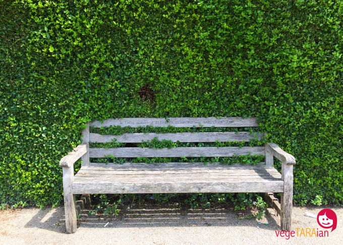 Richmond bench