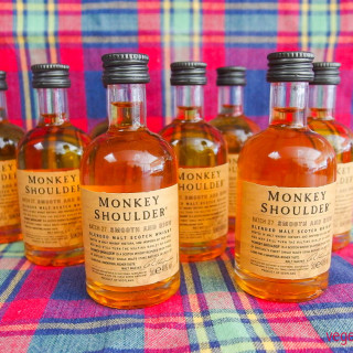 Monkey Shoulder whiskey