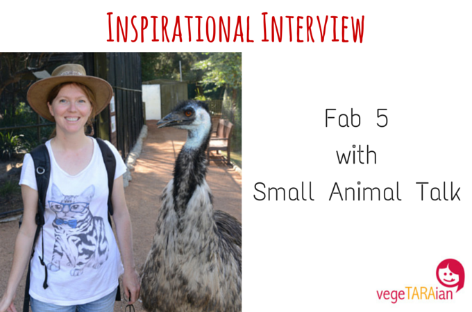 Inspirational Interview – Fab 5 with Small Animal Talk