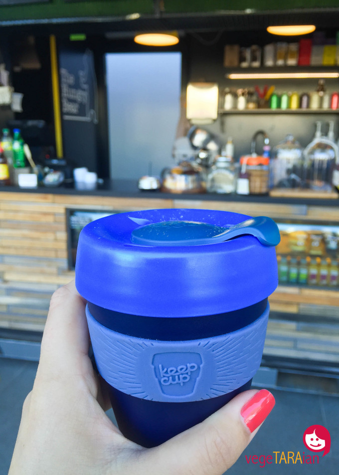 KeepCup resuable coffee cup