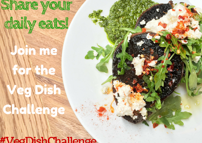 Join me in the Veg Dish Challenge