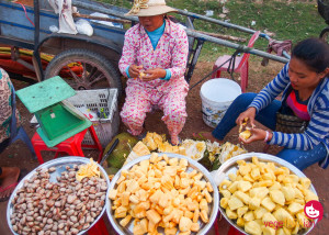 Siem Reap and a Cambodian cooking class