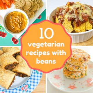 10 vegetarian recipes with beans