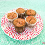 Caramel maple cupcakes vegan and dairy-free