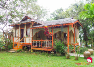 A Malay homestay at SukaSuka Lake Retreat