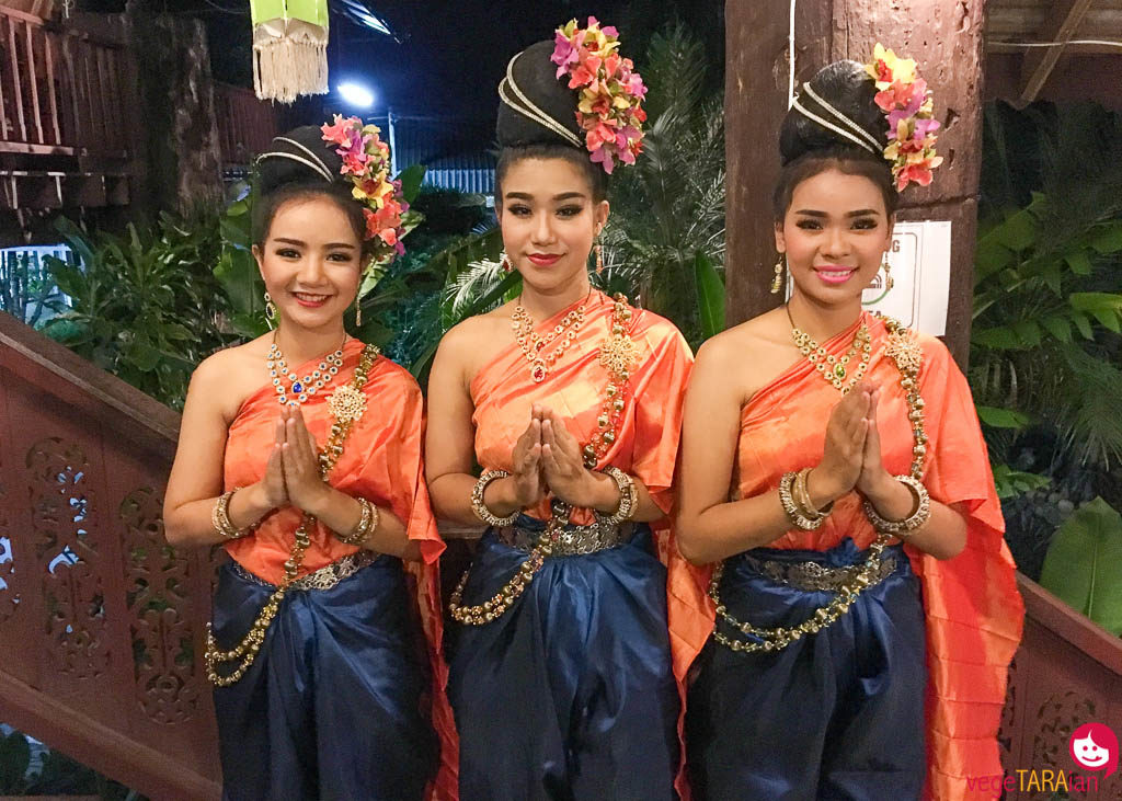 Chiang Mai cultural dinner and show