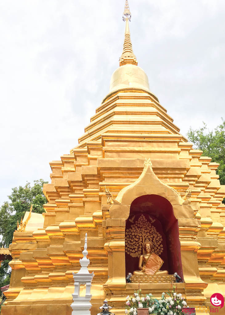 Chiang Mai gold temple